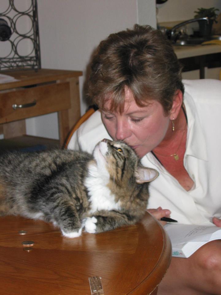 Reiki For Pets Workshop Ark Angels Owner Nancy Stevens